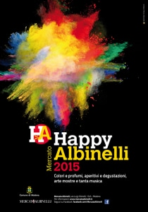 Happy Albinelli 2015